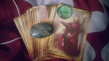 Archangel Micheal Card Spread for Week of April 1st 2017